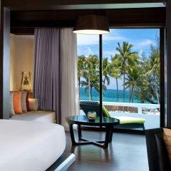 Отель Le Meridien Phuket Beach Resort комната для гостей