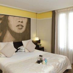 Hotel Le Chaplain Rive Gauche 4* Стандартный номер с различными типами кроватей фото 10