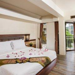Отель La Vintage Resort комната для гостей фото 10