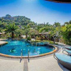 Отель Chalong Chalet Resort & Longstay бассейн фото 4