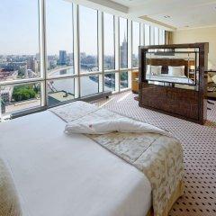 Гостиница Crowne Plaza Moscow World Trade Centre 5* Номер Ambassador с различными типами кроватей