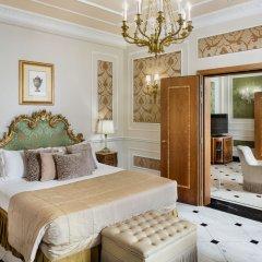 Baglioni Hotel Carlton 5* Люкс Делюкс с различными типами кроватей фото 2