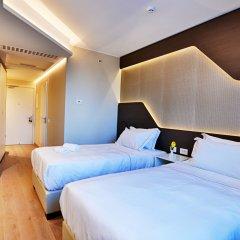 DoubleTree by Hilton Hotel Yerevan City Centre комната для гостей фото 4