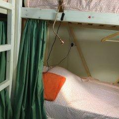 Хостел Пара Тапок на Маяковской Кровать в общем номере с двухъярусной кроватью фото 2