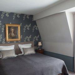 Hotel Des Saints Peres комната для гостей фото 11