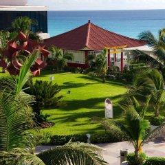 Отель Crown Paradise Club Cancun - Все включено Мексика, Канкун - 10 отзывов об отеле, цены и фото номеров - забронировать отель Crown Paradise Club Cancun - Все включено онлайн обед