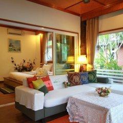 Отель Green View Village Resort 3* Люкс с различными типами кроватей