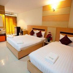 Amnauysuk Hotel 3* Стандартный номер с различными типами кроватей