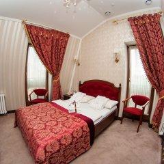 Гостиница Сент-Федер 4* Стандартный номер двуспальная кровать