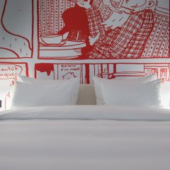 Отель Radisson RED Brussels комната для гостей фото 5