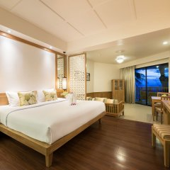 Отель Katathani Phuket Beach Resort 5* Полулюкс с двуспальной кроватью