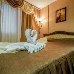 Мини-отель ФАБ 2* Люкс двуспальная кровать фото 7
