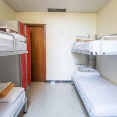 Отель Safestay Passeig de Gracia 2* Кровать в общем номере с двухъярусной кроватью