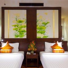 Отель Alpina Phuket Nalina Resort & Spa 4* Стандартный номер с различными типами кроватей фото 2