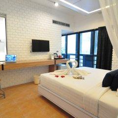 Forty Winks Phuket Hotel 4* Номер Делюкс фото 3