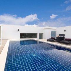 Апартаменты The Regent Phuket Serviced Apartment Kamala Beach открытый бассейн