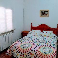Отель Pension Mari Стандартный номер с двуспальной кроватью (общая ванная комната)