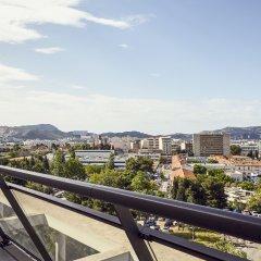 Отель Hipark by Adagio Marseille 3* Апартаменты с различными типами кроватей