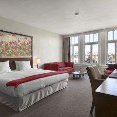 Отель Nh Amsterdam Schiller 4* Стандартный номер фото 3