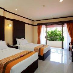Отель Horizon Patong Beach Resort And Spa 4* Улучшенный номер фото 2