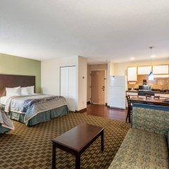 Отель Mainstay Suites Frederick 2* Люкс с различными типами кроватей