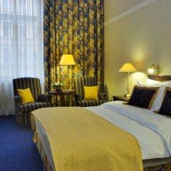Гостиница Radisson Royal жилая площадь