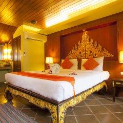 Отель Kata Palm Resort & Spa 4* Вилла Делюкс с различными типами кроватей