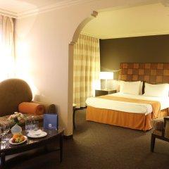 Отель Ramada Sofia City Center 4* Люкс с различными типами кроватей