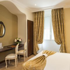 Hotel West End Nice комната для гостей фото 9