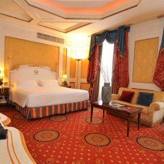 Hotel Splendide Royal 5* Полулюкс с различными типами кроватей