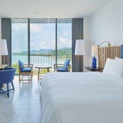 Отель COMO Point Yamu, Phuket Стандартный номер с различными типами кроватей фото 6