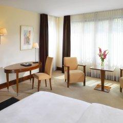 Sheraton Carlton Hotel Nuernberg 5* Представительский номер разные типы кроватей