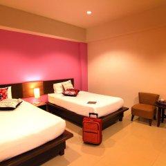 Отель Cool Residence 3* Улучшенный номер разные типы кроватей фото 3