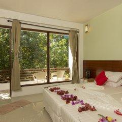 Отель Liberty Guest House Maldives 3* Номер Делюкс с различными типами кроватей