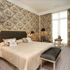 Отель Castilla Termal Balneario de Solares 4* Полулюкс с различными типами кроватей