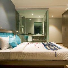 Отель The Blue комната для гостей фото 17
