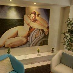 Hotel Univers лобби лаундж фото 3