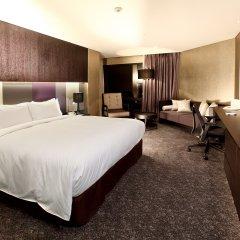 Отель Grand Hilton Seoul 5* Улучшенный номер с различными типами кроватей