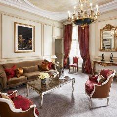 Отель Le Meurice 5* Люкс повышенной комфортности с различными типами кроватей