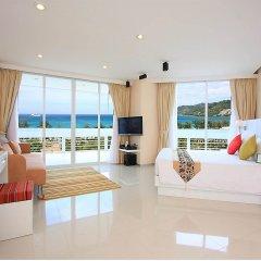 Andaman Beach Suites Hotel 4* Номер Делюкс разные типы кроватей