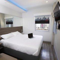 Отель Red Planet Bangkok Surawong 3* Стандартный номер с различными типами кроватей