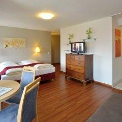 Hotel Am Spichernplatz 3* Апартаменты с различными типами кроватей