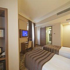 Delta Hotel Istanbul Стандартный номер с двуспальной кроватью
