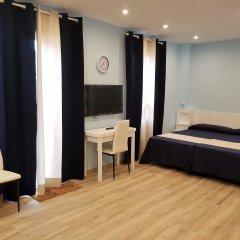 Отель Aparthotel Avenida De America Tijcal 3* Студия Делюкс с различными типами кроватей