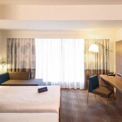 Гостиница Новотель Москва Сити 4* Улучшенный номер с разными типами кроватей фото 3
