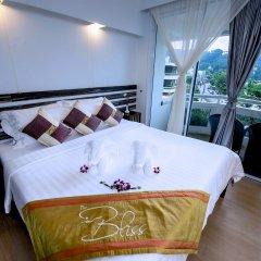 Отель The Bliss South Beach Patong 3* Стандартный номер разные типы кроватей фото 2