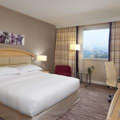 Отель Hilton Sofia 5* Номер Делюкс с разными типами кроватей