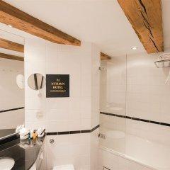 71 Nyhavn Hotel 5* Люкс с различными типами кроватей фото 11