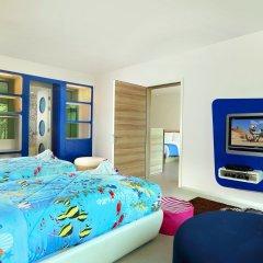 Отель Holiday Inn Resort Phuket Mai Khao Beach 4* Люкс с различными типами кроватей фото 2