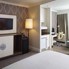 Отель Fontainebleau Miami Beach 4* Полулюкс с различными типами кроватей фото 6